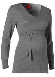 Esprit - Cotton/Cashmere Sweater in Grey