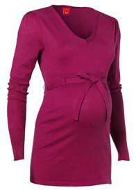 Esprit - Cotton/Cashmere Sweater in Raspberry - ON SALE