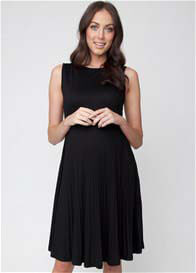 Ripe Maternity - Knife Pleat Dress