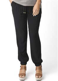 Ripe Maternity - Black Fluid Pants