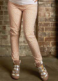 Fillyboo - Anja Pants in Caramel Leopard