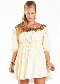 Fillyboo - Gold Mimosa Tunic Dress