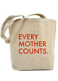 Queen Bee EveryMotherCounts - Tote Bag