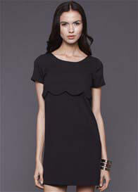 Queen Bee Alexa Black Nursing Dress by Dote Nursingwear