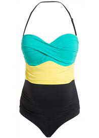 Noppies - Colourblock One-Piece Swimsuit