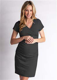 LA Made - Cheri Dress in Anthracite - ON SALE