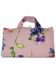 Queen Bee Baby Change Bundle Bag in Miss Sweet Pea by Bella Buttercup