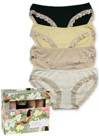 Queen Bee Basics Maternity Underwear Knicker Pack by Cake Lingerie