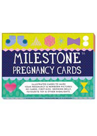 Queen Bee Pregnancy Cards by Milestone Cards