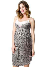 Extra Low V-neck Maternity Shapewear Tank by Nearly Nude