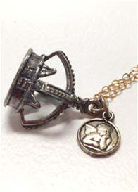 1 In The Oven -  Prince/Princess Necklace - ON SALE