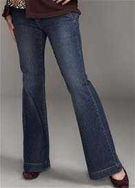 Queen Bee Megan Trouser Maternity Jeans by Maternal America