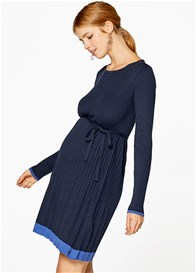 Esprit - Pleated Knit Dress - ON SALE