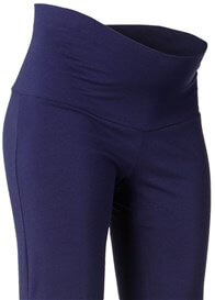 Queen Bee Ninette Jersey Maternity Pants in Navy Blue by Noppies