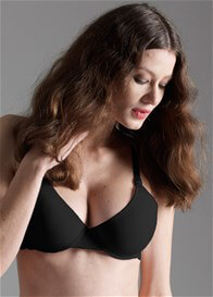 Queen Bee Pure Nursing Bra in Black by Esprit