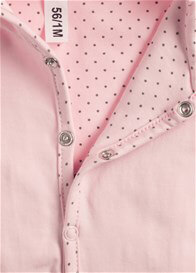 Queen Bee Amy Reversible Pink Cardigan for newborns by Noppies Baby
