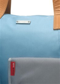 Queen Bee Noa Baby Nappy Change Bag in Powder Blue by Storksak