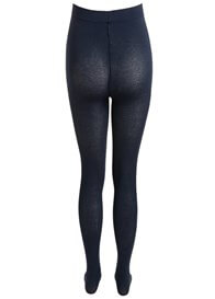 Queen Bee Winter Knit Maternity Tights in Dark Blue by Noppies