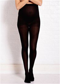 Noppies - Black Opaque Tights