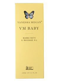 Queen Bee Bubba Organic Bath & Massage Oil by Vanessa Megan