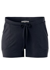 Queen Bee Spacy Jersey Maternity Shorts in Dark Blue by Noppies