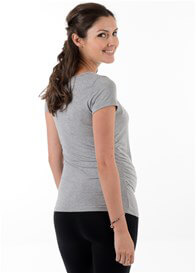 Trimester™ - Dream Maternity Tee in Grey - ON SALE