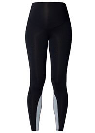 Queen Bee Zana Maternity Active Legging in Black/Grey by Noppies
