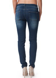 Queen Bee Premium Under Bump Skinny Maternity Jeans by Seraphine