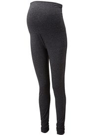 Queen Bee PJ Maternity Leggings in Charcoal by Amoralia