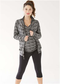 Queen Bee Room to Flow Maternity Active Jacket by Belabumbum
