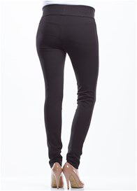 Queen Bee Lyla Black Ponte Maternity Pants by Soon Maternity