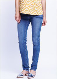 Queen Bee Belly Support Skinny Maternity Jeans by Maternal America