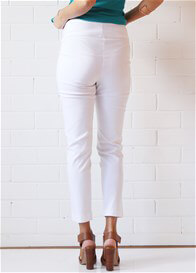 Floressa - Paris White Capri Pants