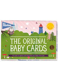 Queen Bee The Original Baby Cards by Milestone Cards