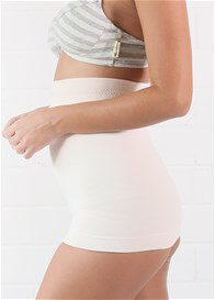 Queen Bee Postpartum Recovery Support Belly Band in Pink by Queen Bee