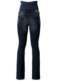 Queen Bee Jade Dark Wash Bootcut Maternity Jeans by Noppies