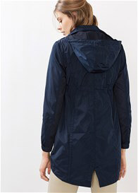 Esprit - Hooded Parka in Night Blue