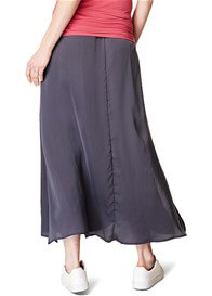 Esprit - Fluid Side Split Maxi Skirt