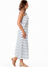 Queen Bee Delta Postpartum Breastfeeding Maxi Dress by Trimester