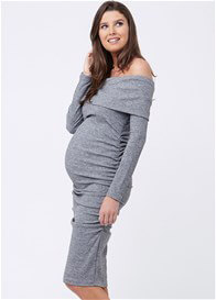 Ripe Maternity - Bonnie Off The Shoulder Dress - ON SALE
