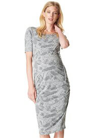 Noppies - Benthe Ruched Midi Dress - ON SALE