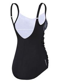 Black One Piece Maternity Swimsuit By Speedo