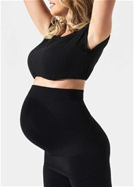 Blanqi - Built-in Support Belly Band in Black