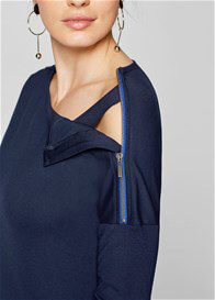 Esprit - Shoulder Zip Nursing Top