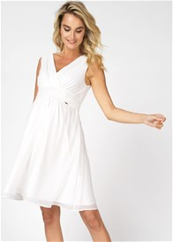 Noppies - Liane Cocktail Dress in Off-White