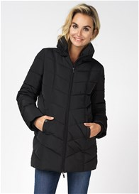Noppies - Selma Quilted Coat in Black