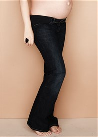 Queen Bee Angelina Bootleg Maternity Jeans by Mavi