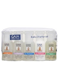 GAIA - Natural Baby Starter Kit
