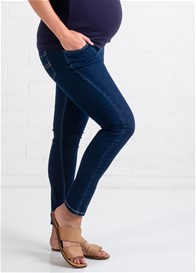 Lait & Co - Christophe Ankle Jeans in Blue