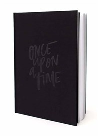 My Little - Once Upon a Time Baby Book - Black Cover